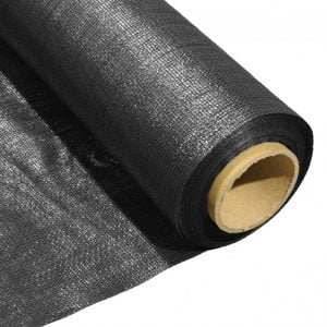 product picture for black woven geotextile lotrak terram