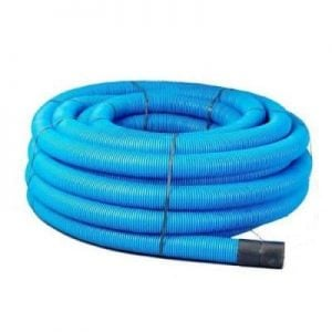 blue twinwall water ducting coil easymerchant