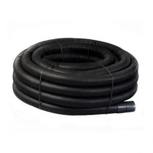 twinwall ducting coil black