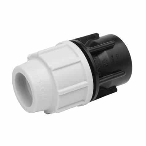plasson mdpe female adaptor