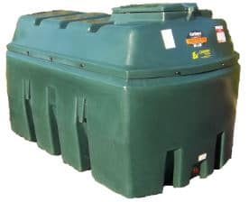 2500 Litre Bunded Oil Tank - Carbery 2500HB