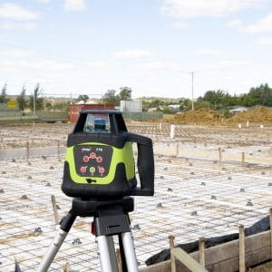 Imex 88R Rotary Laser Level With Red Beam - FULL KIT image 3