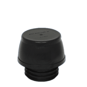 Picture of a 110mm push fit soil air admittance valve in black