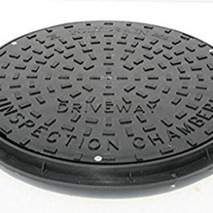 product picture of a plastic manhole cover 320mm