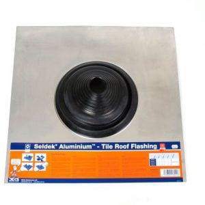 Seldek Aluminium Roof Flashing Sheet 50-170mm