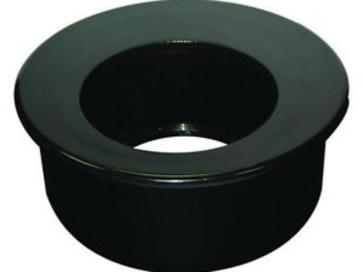 40mm or 50mm Waste Pipe Universa 110mm Soil Pipe Waste Adapter Rubber For 32mm