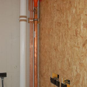 Showersave QB1-21 & QB1-21C Heat Recovery System image 9