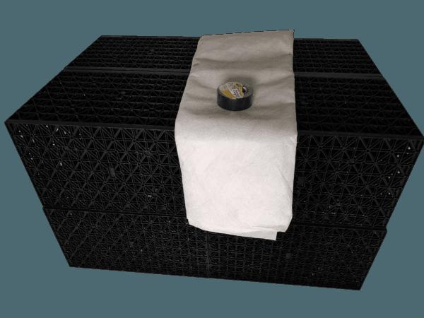 1.5m3 soakaway crate set