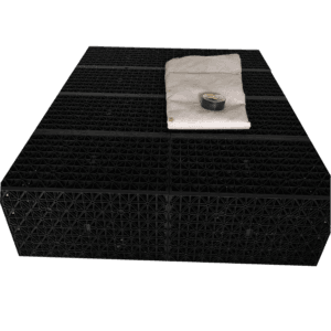 product picture of Geocell 1.5 metre cubed soakaway crate set
