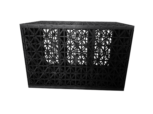 Geocell Drainage Crates image 1