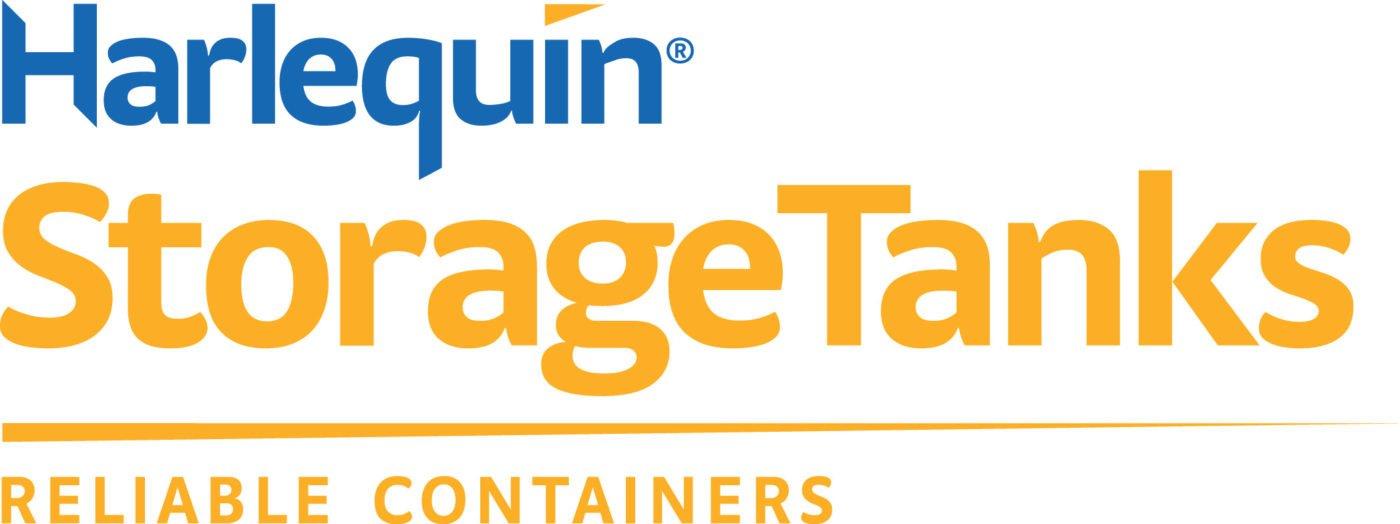 Harlequin Oil Storage Tanks logo