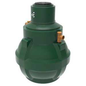 picture of ST27 Harlequin Septic Tank
