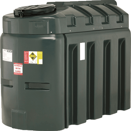 picture of harlequin oil tank for oil tank installation page
