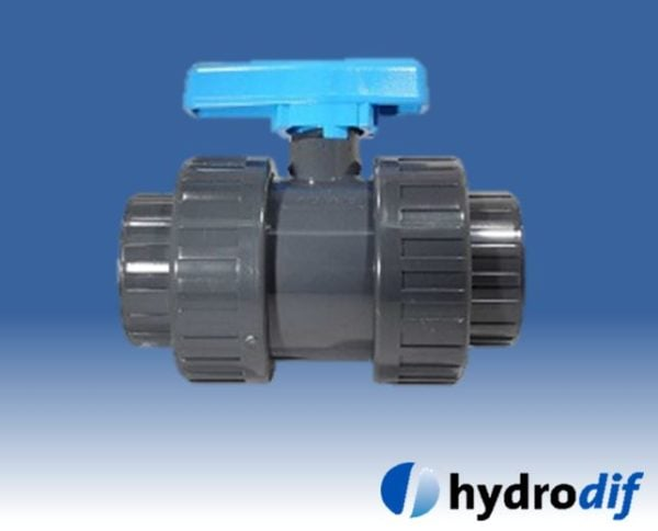 product picture for Double Union Ball Valve