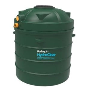 product picture of Harlequin CAP9 sewage treatment front