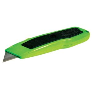 product picture of Silverline 633460 Expert Retractable Hi-Vis Knife 150mm