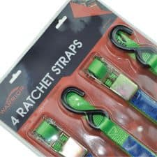 product picture of Warrior Ratchet Straps 25mm x 5m (750kg)