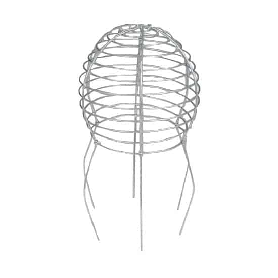 product picture of six inch 160mm wire baloon for guttering and downpipes