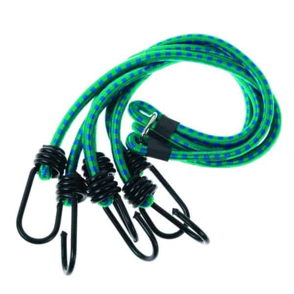 product picture of warrior bungee straps green 750mm