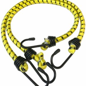 product picture of warrior bungee straps yellow 450mm