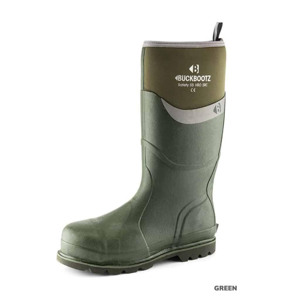 Buckler Safety Boots BBZ6000 Buckbootz