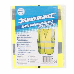 product picture of Hi-Vis Waistcoat Class 2 in box