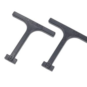 product picture of NYLON MEDIUM DUTY T HANDLE Manhole cover LIFTING KEY (PAIR)