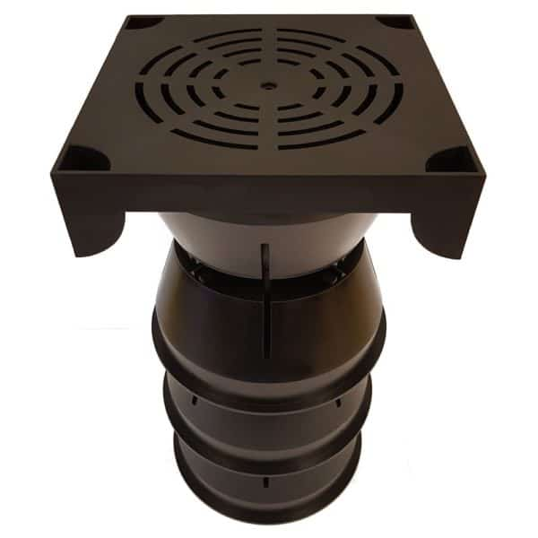 Product Picture of Stack Drain Full Stack ISO View