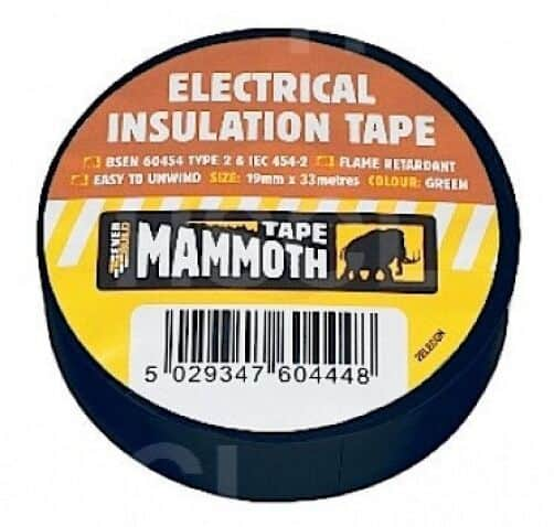 product picture of Mammoth Electrical Insulation Tape