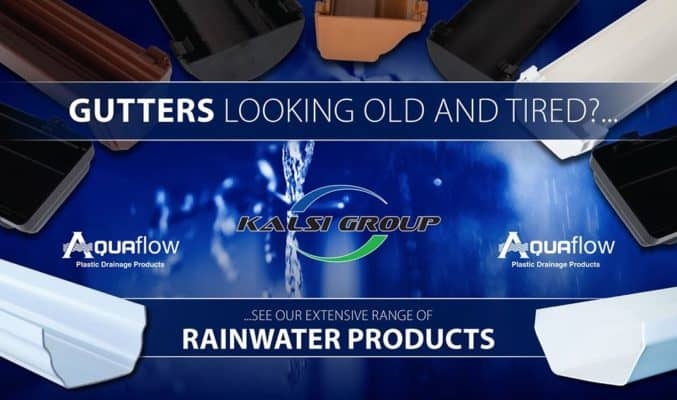 product picture of kalsi plastics rainwater flyer
